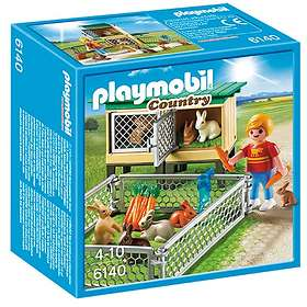 Playmobil Country 6140 Kaninbur og Innhegning