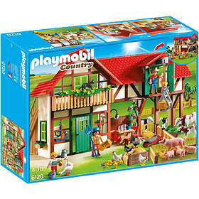 Playmobil Country 6120 Stor Bondgård