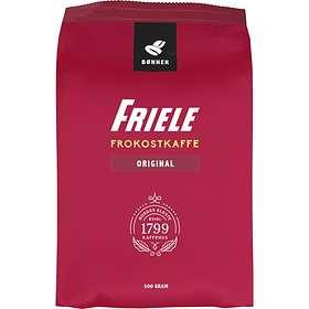 Friele Frokostkaffe Original 0,5kg (Hele Bønner)
