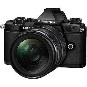 Olympus OM-D E-M5 Mark II + 12-40/2,8 PRO