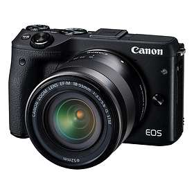 Canon EOS M3 + 18-55/3,5-5,6 IS STM