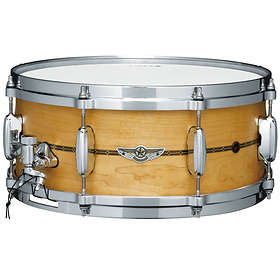 "Tama Star Solid Maple Snare 14""x6"""