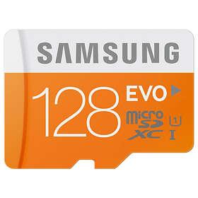 Samsung Evo microSDXC Class 10 UHS-I U1 128GB