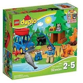 LEGO Duplo 10583 La partie de pêche en forêt