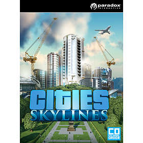 Cities: Skylines - Deluxe Edition (PC)