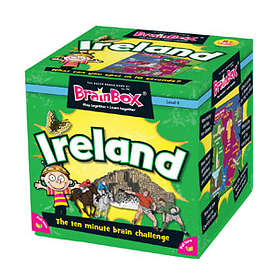 Green Board Games BrainBox - Ireland
