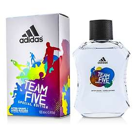 Adidas Team Five Special Edition After Shave Splash 100ml