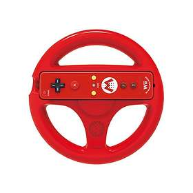 Hori Mario Kart 8 Racing Wheel - Mario Edition (Wii U)