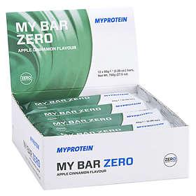 Myprotein My Bar Zero Bar 65g 12pcs