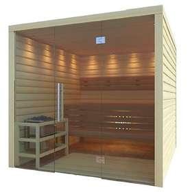 Sauna Sweden Premium 2000x2000