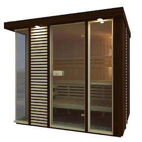Sauna Sweden Exclusive 1800x1500