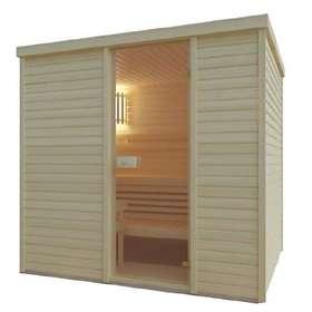 Sauna Sweden Classic 2500x2000