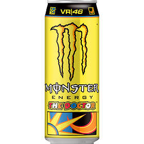Monster Energy The Doctor Burk 0,5l 24-pack