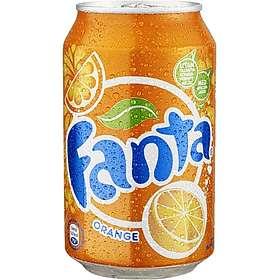Fanta Burk 0,33l 24-pack