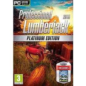 Professional Lumberjack 2015 - Platinum Edition