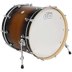 "DW Design Bass Drum 22""x18"""