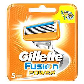 Gillette Fusion Power 5-pack