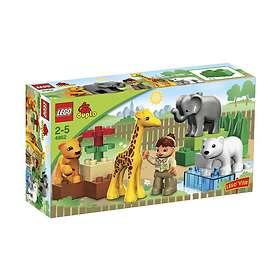 LEGO Duplo 4962 Le zoo des bébés animaux