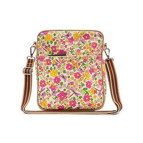 Pink Lining Out And About Mini Messenger