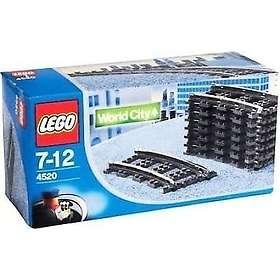 LEGO Trains 4520 Curved Rails