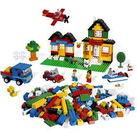 Find The Best Price On Lego Creator 6167 Deluxe Brick Box Pricespy