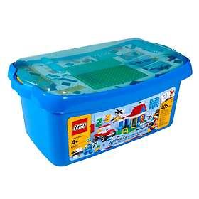 LEGO Basic 6166 Grande boîte de briques