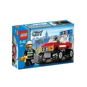 LEGO City 7241 Fire Truck Small