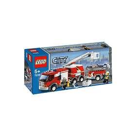 Vellidte LEGO City 7239 Stor Brandbil - Hitta bästa pris på Prisjakt ZN-32