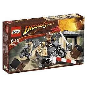 LEGO Indiana Jones 7620 Motorcycle Chase