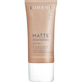 Lumene Oil Free Matte Foundation 30ml