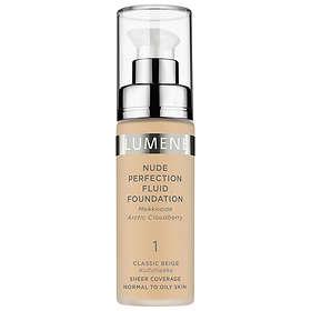 Lumene Nude Perfection Fluid Foundation 30ml