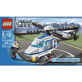 9c47073c93a1 Find the best price on LEGO City 7741 Police Helicopter