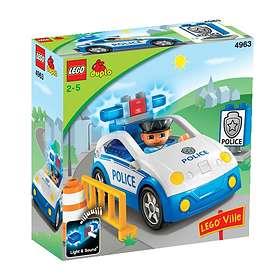 LEGO Duplo 4963 La voiture de police