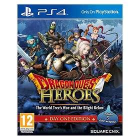 Dragon Quest Heroes: Le Crépuscule de l'Arbre du Monde