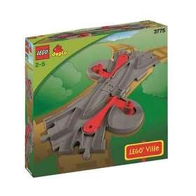 LEGO Duplo 3775 Train Les aiguillages