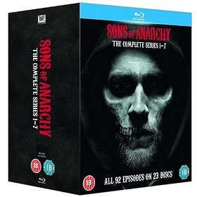Sons of Anarchy - The Complete Series (UK)