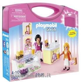 Playmobil City Life 5631 Valisette Grand Magasin