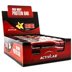 Activlab High Whey Protein Bar 80g 24pcs