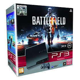 Sony PlayStation 3 Slim 320Go (+ Battlefield 3)