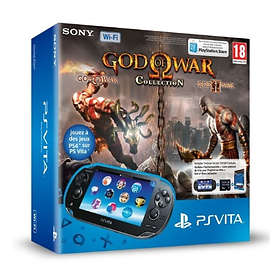 Sony PlayStation Vita (+ God of War Collection)