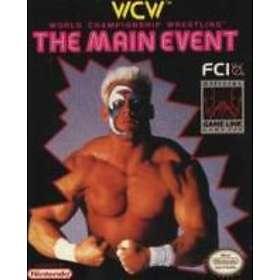 WCW: The Main Event (GB)