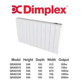 Dimplex QRAD050