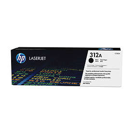 HP 312A (Sort)