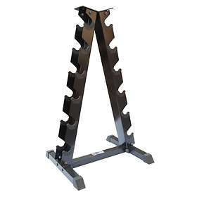 DKN Technology 6 Pairs A-Frame Dumbbell Rack