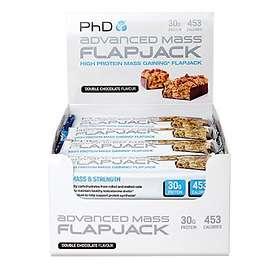 PhD Nutrition Advanced Mass Flapjack 120g 12pcs