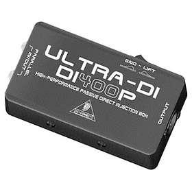 Behringer Ultra-DI DI400P
