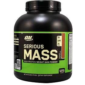 Optimum Nutrition Serious Mass 4,5kg
