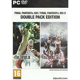 Final Fantasy XIII + Final Fantasy XIII-2 - Double Pack (PC)