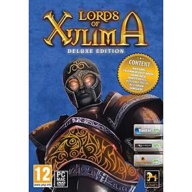 Lords of Xulima - Collector's Edition