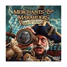 Z-Man Games Merchants & Marauders: Seas of Glory (exp.)